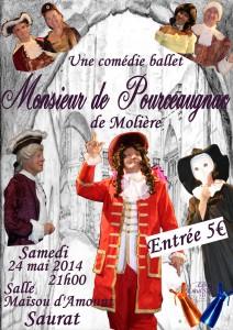 Affiche Theatre Emul'sifon 24.05.2014