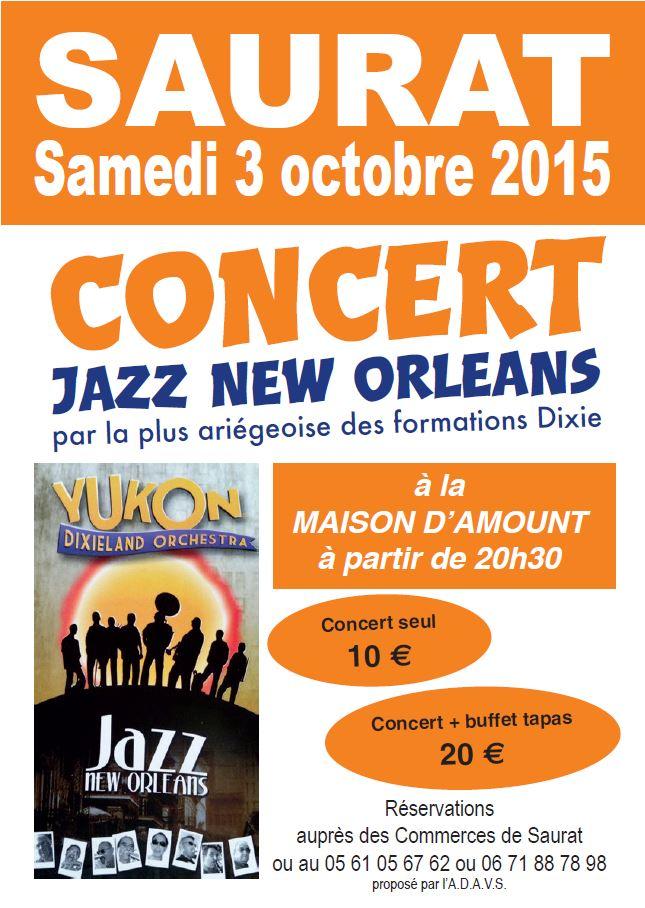 Concert 3-10-2015 Saurat