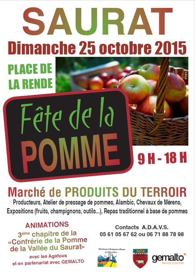 Fete Pomme 2015