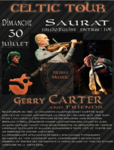 Celtic tour Saurat 30 Juillet 2017